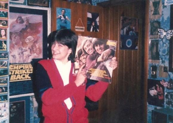 1980年代アメリカのティーンエイジャーたちの子供部屋公開