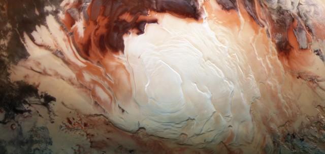 火星は水に溢れていた