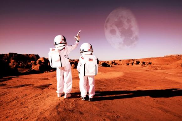 火星に入植するうえで鍵となる10種の先端技術は何か?