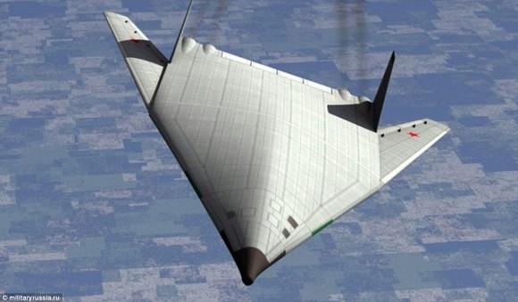 世界中どこにでも2時間以内で到着します。核ミサイル搭載の超音速爆撃機「PAK-DA」が開発中(ロシア)