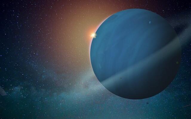 天王星でX線放射を初検出