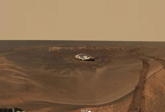 【RIP】さようなら!安らかに眠れ。火星探査機「オポチュニティ」がついに活動停止。哀悼を捧げるNASA研究者たち