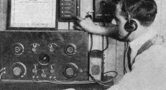 1920年代 アメリカではラジオの電波が地震や干ばつや異常気象を起こすと