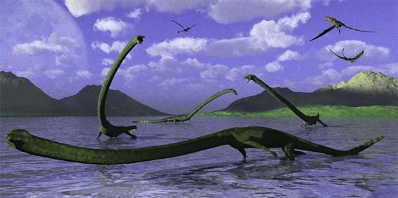先史時代に存在したワクワクする25の生き物