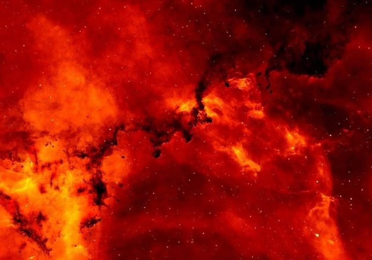 宇宙温暖化:宇宙が熱くなっている
