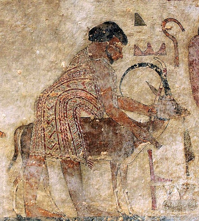 古代エジプト、ヒクソス