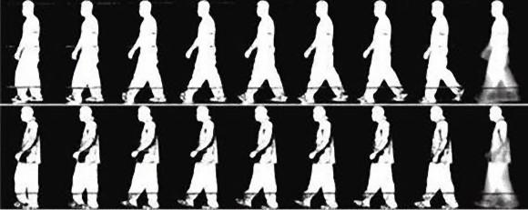 人間は歩き方で感情を表現しており、歩き方から感情を認識することが可能(日本研究)