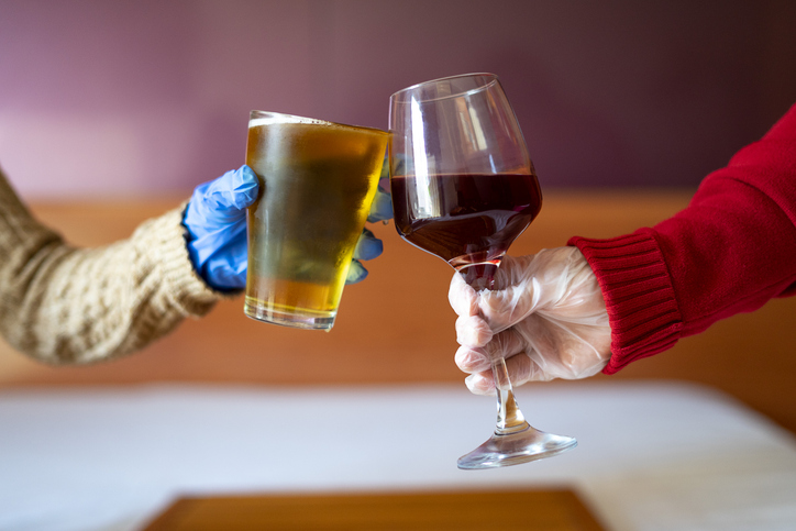 飲酒が免疫系を弱くする