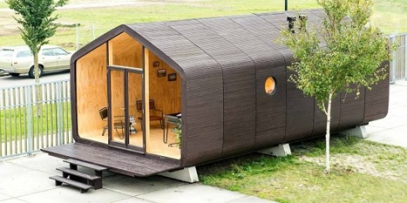 1 100 for Kleine huizen bouwen