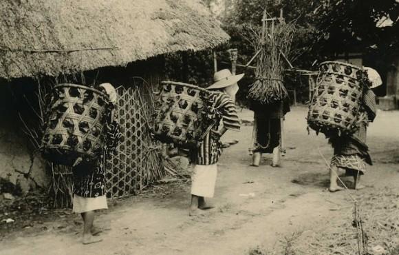 第一次世界大戦前後の日本各地の人々の様子をとらえた古写真(1900年 ...