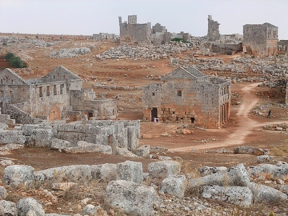 dead forgotten cities of syria 3