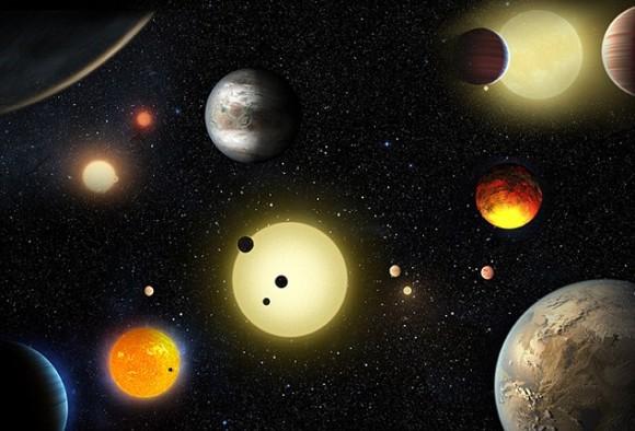 第二の地球ついに発見か!?11光年離れた居住可能な地球に似た惑星を発見(NASA発表)