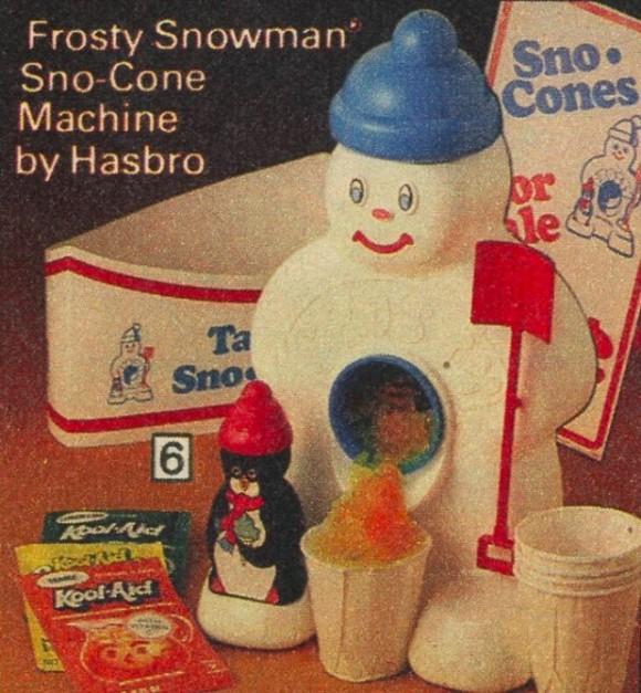 Frosty Snow Cone Maker_e