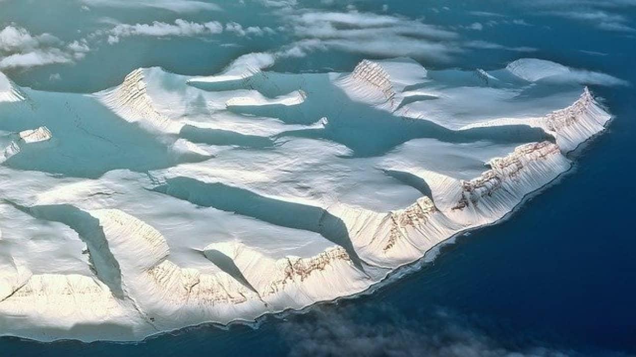 南極の「終末の氷河」融解が予想以上に早いことが海底調査で判明