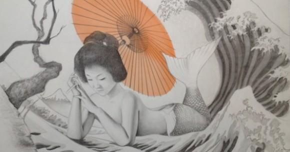 海外人が興味深々、日本固有の神秘的な人魚伝説
