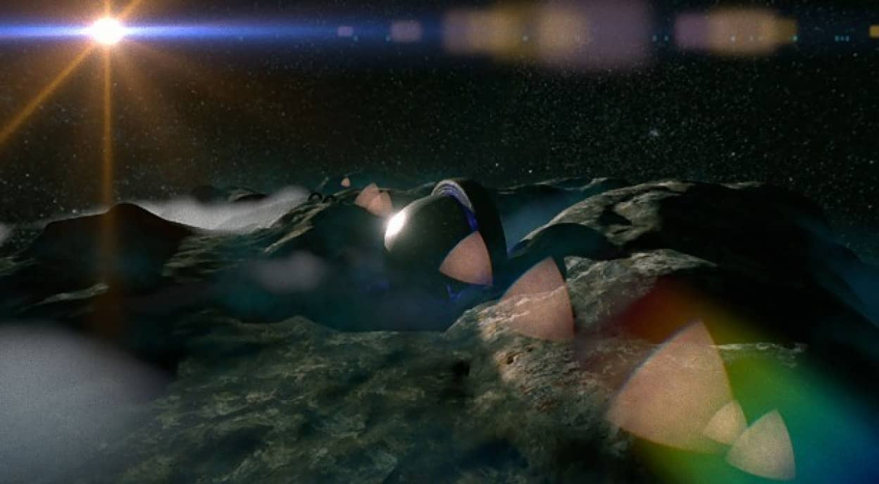 準惑星ケレスに人間の居住地を作る計画を提案