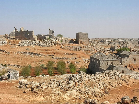 dead forgotten cities of syria 15