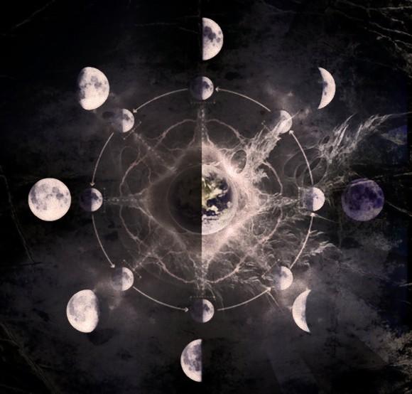 月の神話は本当なのか?満月が人に与える影響を