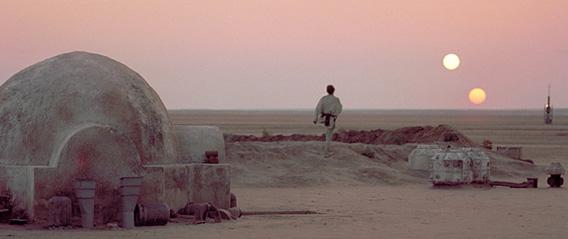 「スターウォーズ 太陽が2つ」の画像検索結果