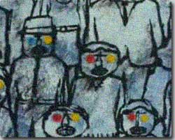 衝撃の結末にトラウマ注意、児童合唱団によるミュージカルアニメ「チコタン-ぼくのおよめさん」 : カラパイア
