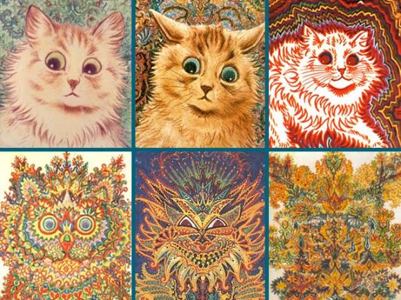 猫を描き続けた画家、ルイス・ウェインに関する真実