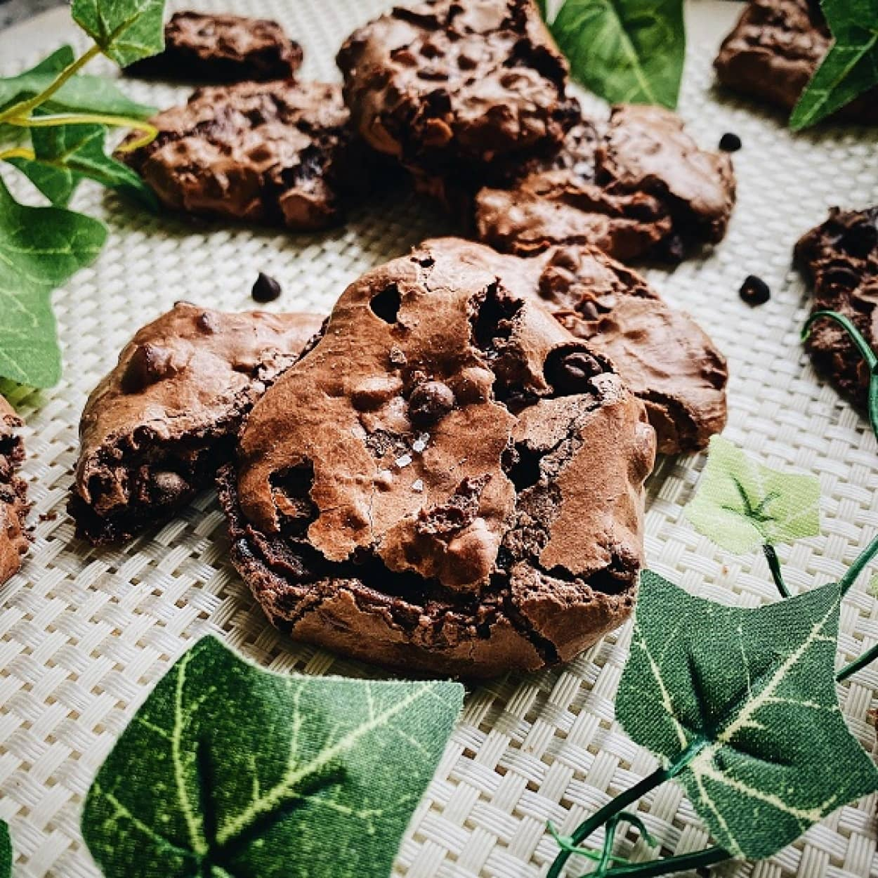 チョコブラウニークッキーのレシピ