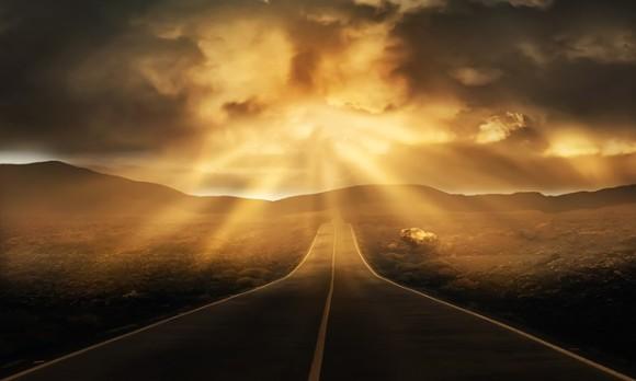 一番魅力的に見える道はどれ?3つの道の写真から選んだもので「人生の ...