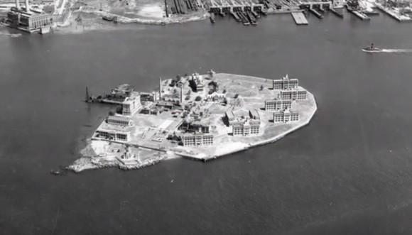 血塗られた歴史にゾクっとする。ニューヨークの廃墟島「ノース・ブラザー・アイランド」