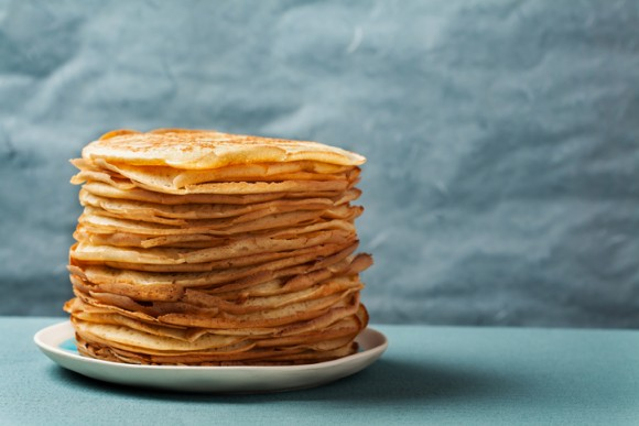パンケーキのトッピングは何する?肉汁(グレービーソース)をかけるというネットユーザーの意見に激震が走る