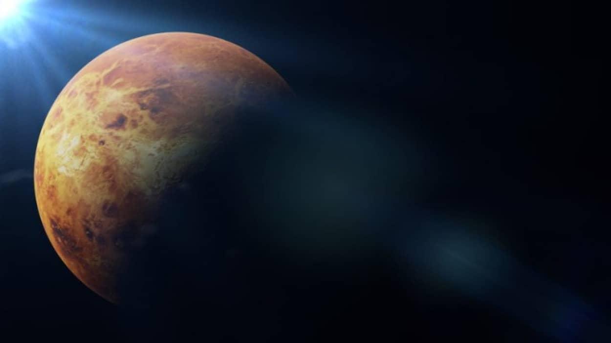 金星から発せられる電波シグナルを可聴化した「金星の歌」
