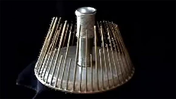ホラー映画の恐怖に満ち溢れていた効果音はウォーターフォンという楽器で作られていた。