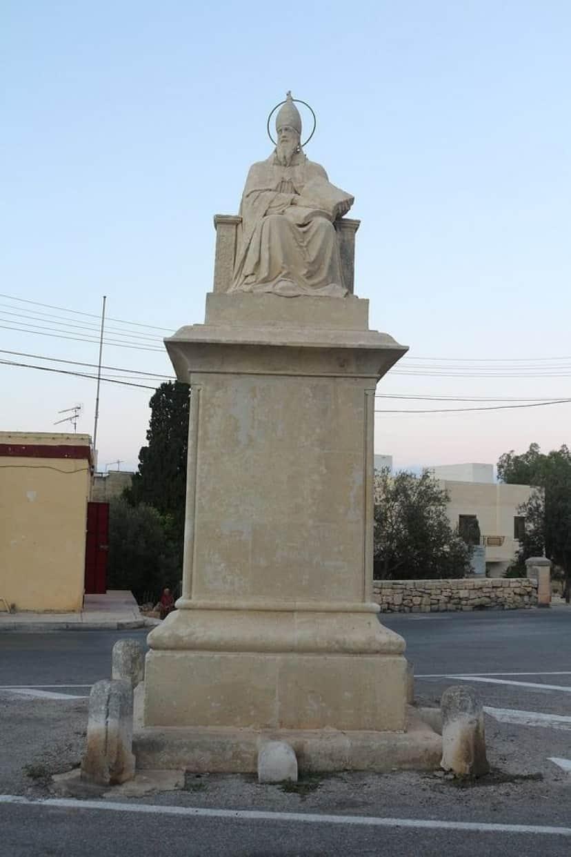 _Gregory's_Statue,_Zejtun