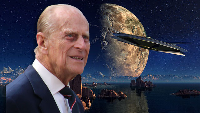 故フィリップ殿下の知られざる素顔、UFOと異星人に強い関心を示していた