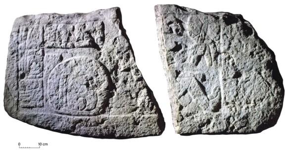 マヤ人は野球大好きだった?マヤ文明の遺跡で現代の野球の原型ともいえる姿が描かれた石板が発見される