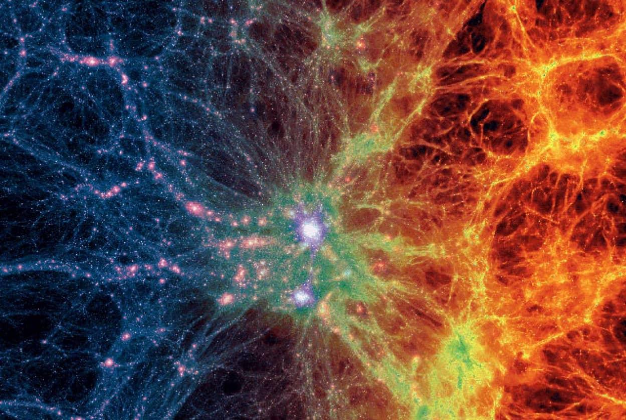 脳と宇宙の共通点が明らかに
