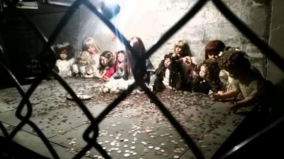 もう地下室に行けなくなる!地下で見かけた20のホラーとサスペンスな光景(閲覧注意)