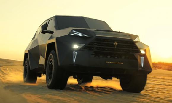 生産台数わずか12台。世界で最も高価なSUV車「カールマン・キング」