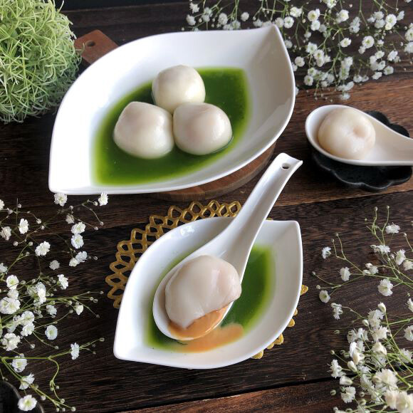 ピーナッツクリーム白玉の作り方