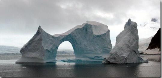 すずめるクール氷山