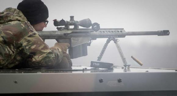 米軍が新型の陸軍分隊マークスマンライフル(SDM-R)を公開(アメリカ)