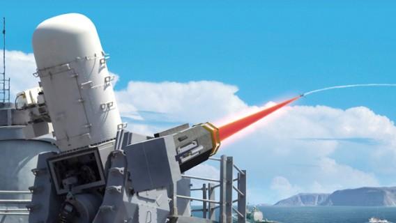 10の驚くべきリアル世界のレーザー兵器
