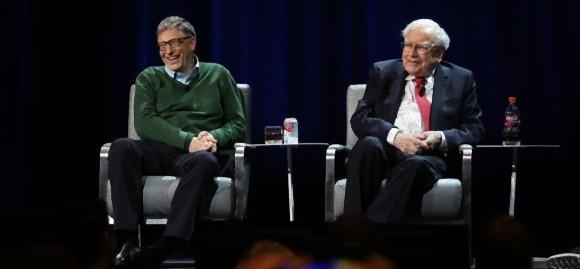 ビル・ゲイツとウォーレン・バフェットが語る、人生と仕事に関する7つのアドバイス。