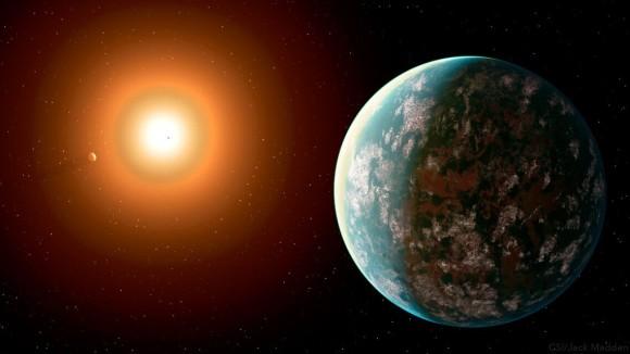 生命が存在可能なスーパーアース「グリーゼ357d」が発見される(国際研究)