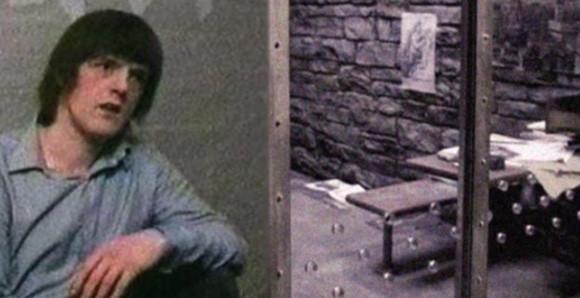 イギリスで最も長く刑務所にいる服役囚、\