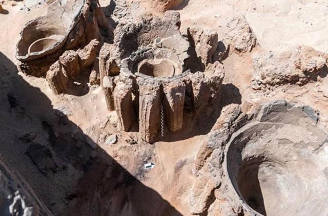 世界最古、000年前のビール醸造所がエジプトで発見される