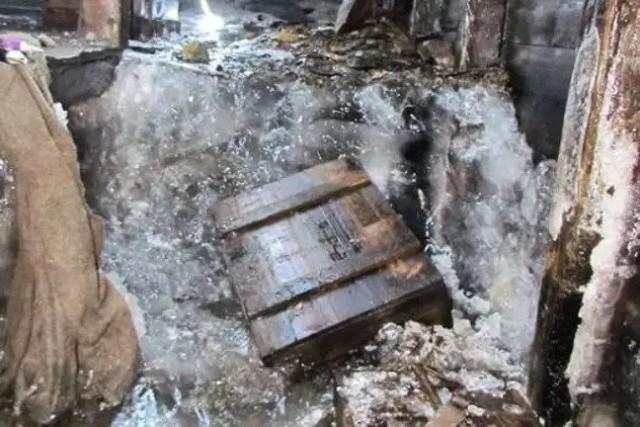 地球温暖化で融解が進んだイタリヤの雪山から第一次世界大戦の遺物を発見