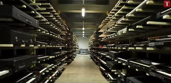 電子楽器好きなら一度は行きたい!世界最大数のシンセサイザーを集めた「スイス電子音楽博物館」