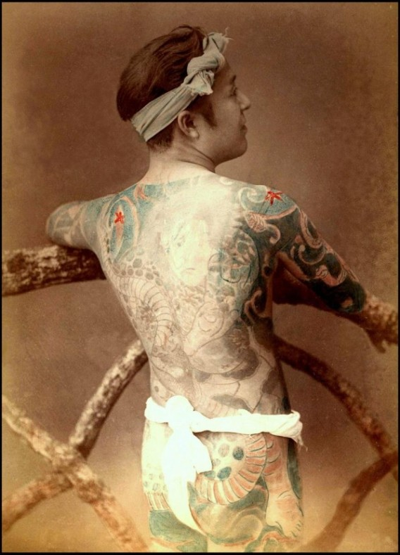 for 19th century tattoos