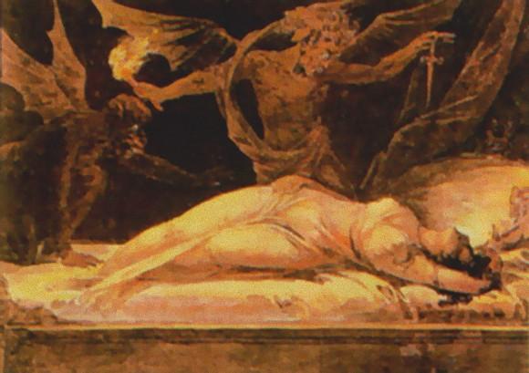 睡眠中、体が動かなくなり悪魔に襲われる。実は多くの人が経験している「インキュバス・サキュバス現象」とは?