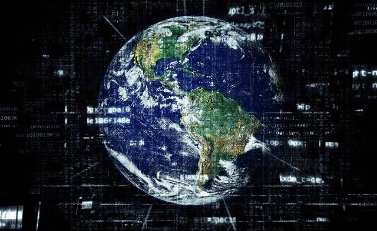 10億年の地球のプレートの動きが40秒でわかる魅惑の動画
